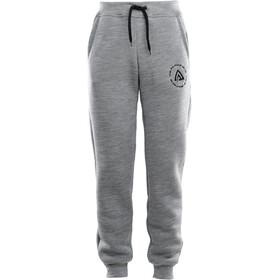 Aclima FleeceWool Pantalon De Jogging Homme, grey melange